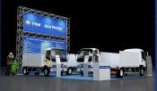 Công ty Cổ phần ô tô Giải Phóng tham dự triển lãm ô tô
