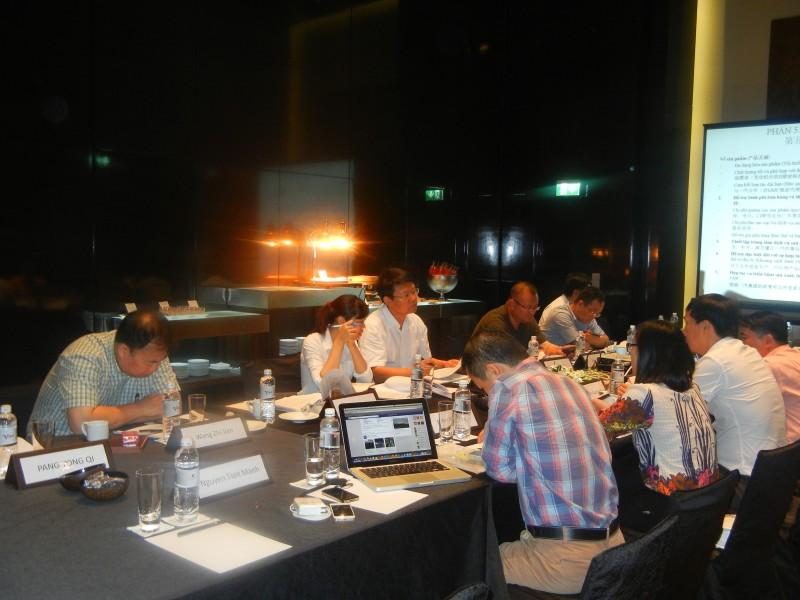 Đoàn công tác cấp cao FAW thăm và làm việc với GMC