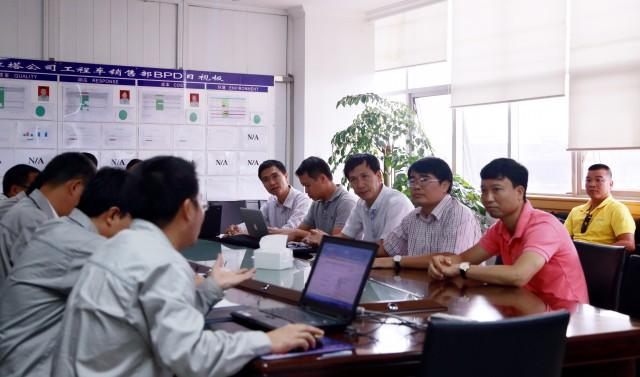 Tổng Giám đốc GMC làm việc tại nhà máy FAW-GM Hongta